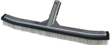 Interline Deluxe Metal Back Wall Brush zwembadborstel 45cm