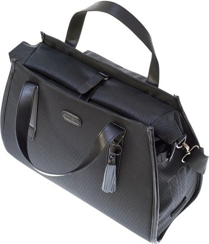 Basil Noir Businessbag fietstas