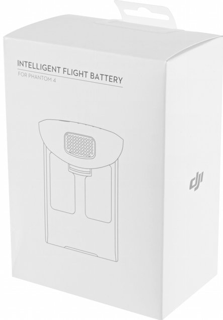 DJI Phantom 4 Intelligent Flight Akku
