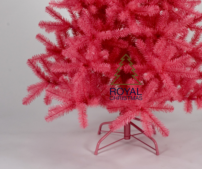 Royal Christmas Maine kunstkerstboom roze 150cm