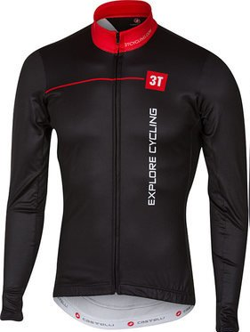Castelli 3T Team Thermal cycling jacket