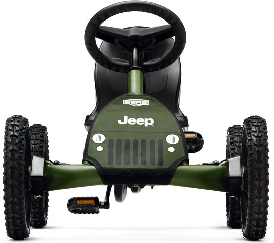 Berg Buddy Jeep skelter