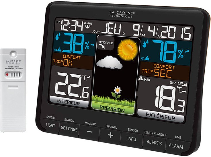 La Crosse WS-6825 weerstation
