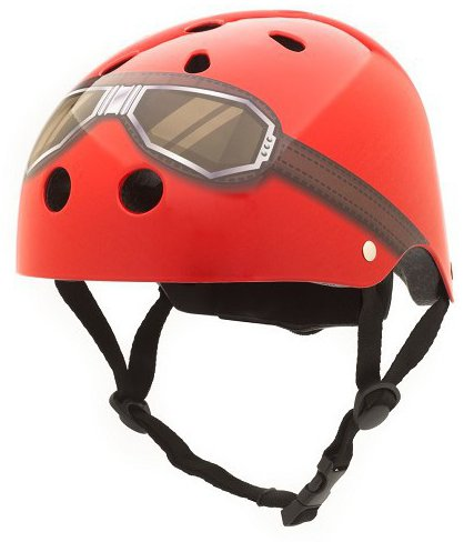 CoConuts Red Goggle kinderhelm