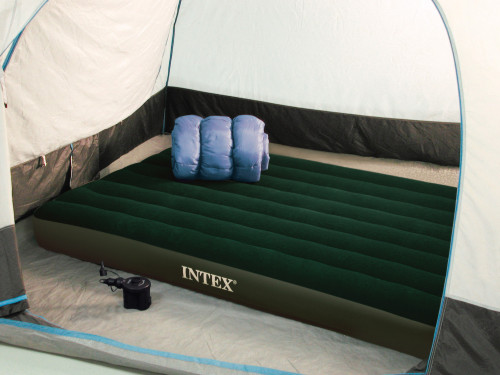 Intex Prestige Downy Bed Queen luchtbed