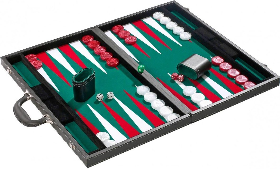 Philos Green Tournament backgammon