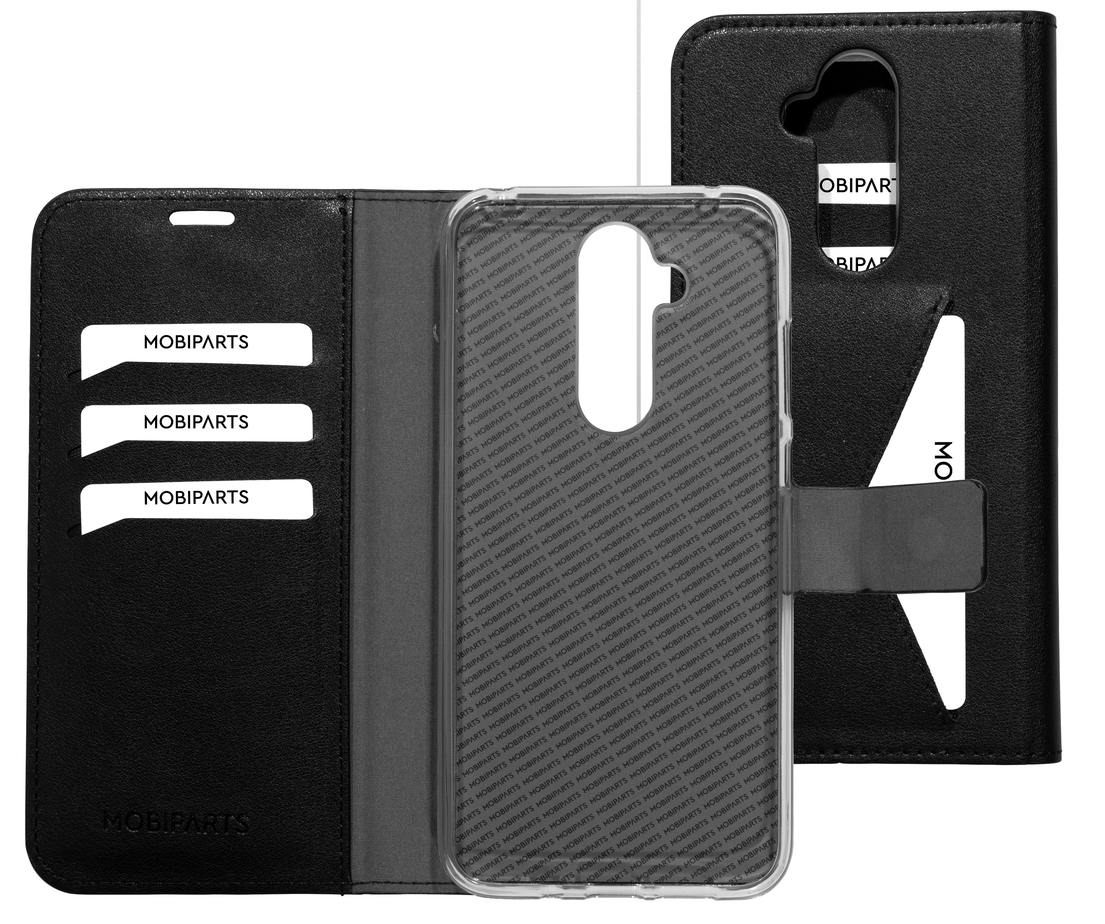 Mobiparts Classic Wallet Case - Nokia 8.1 (2018)
