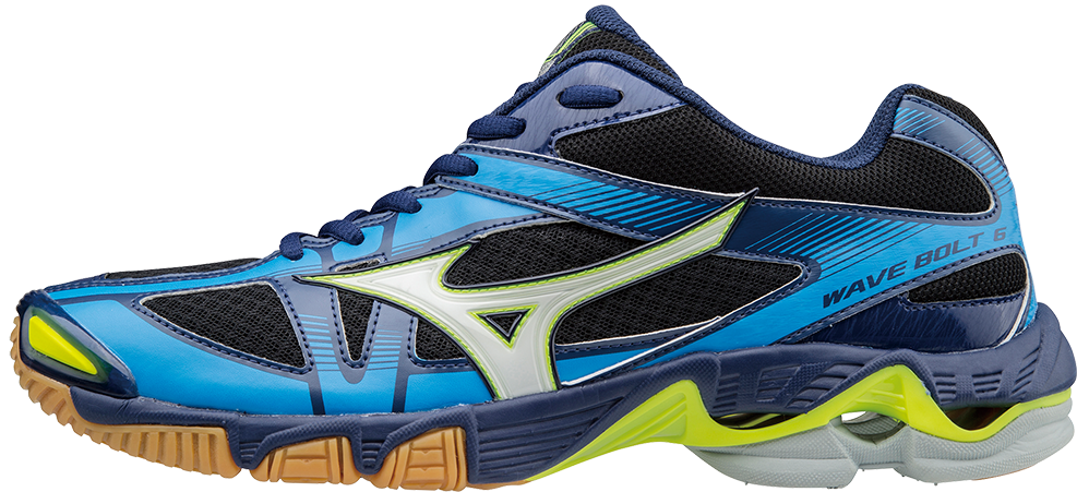 Mizuno Wave Bolt 6 heren