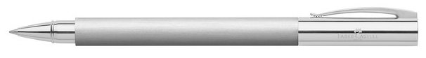 Faber-Castell Ambition mat edelstaal rollerball