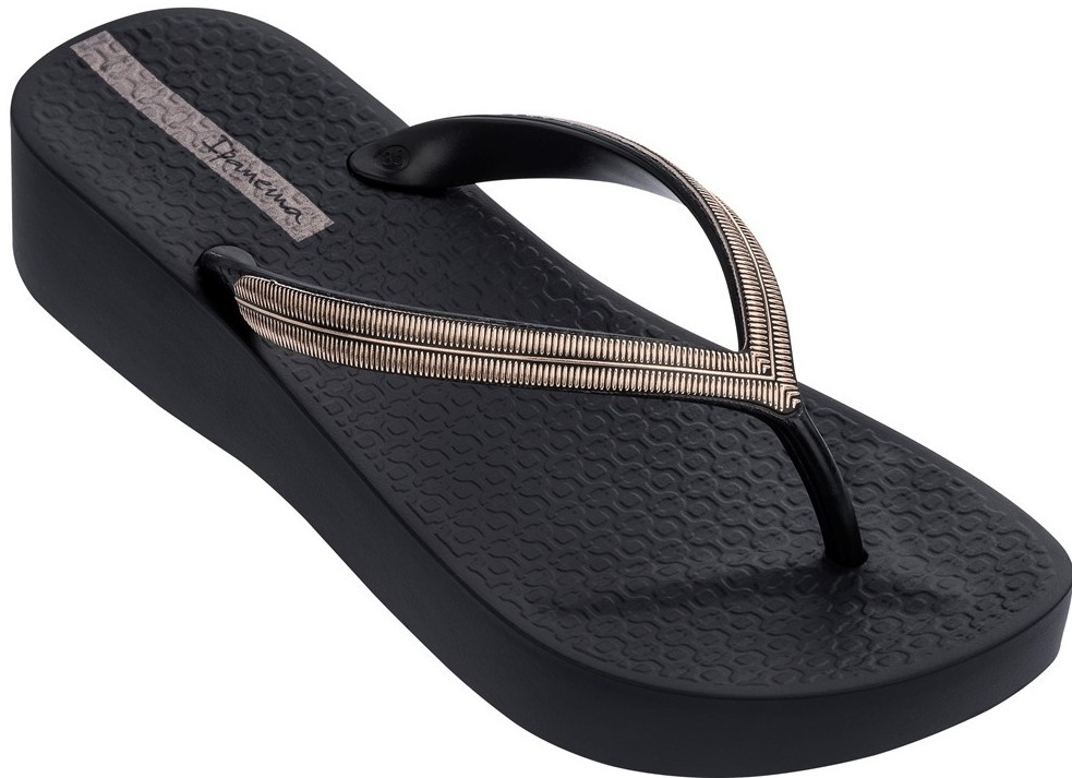 Ipanema Anatomic Mesh Plateau teenslippers