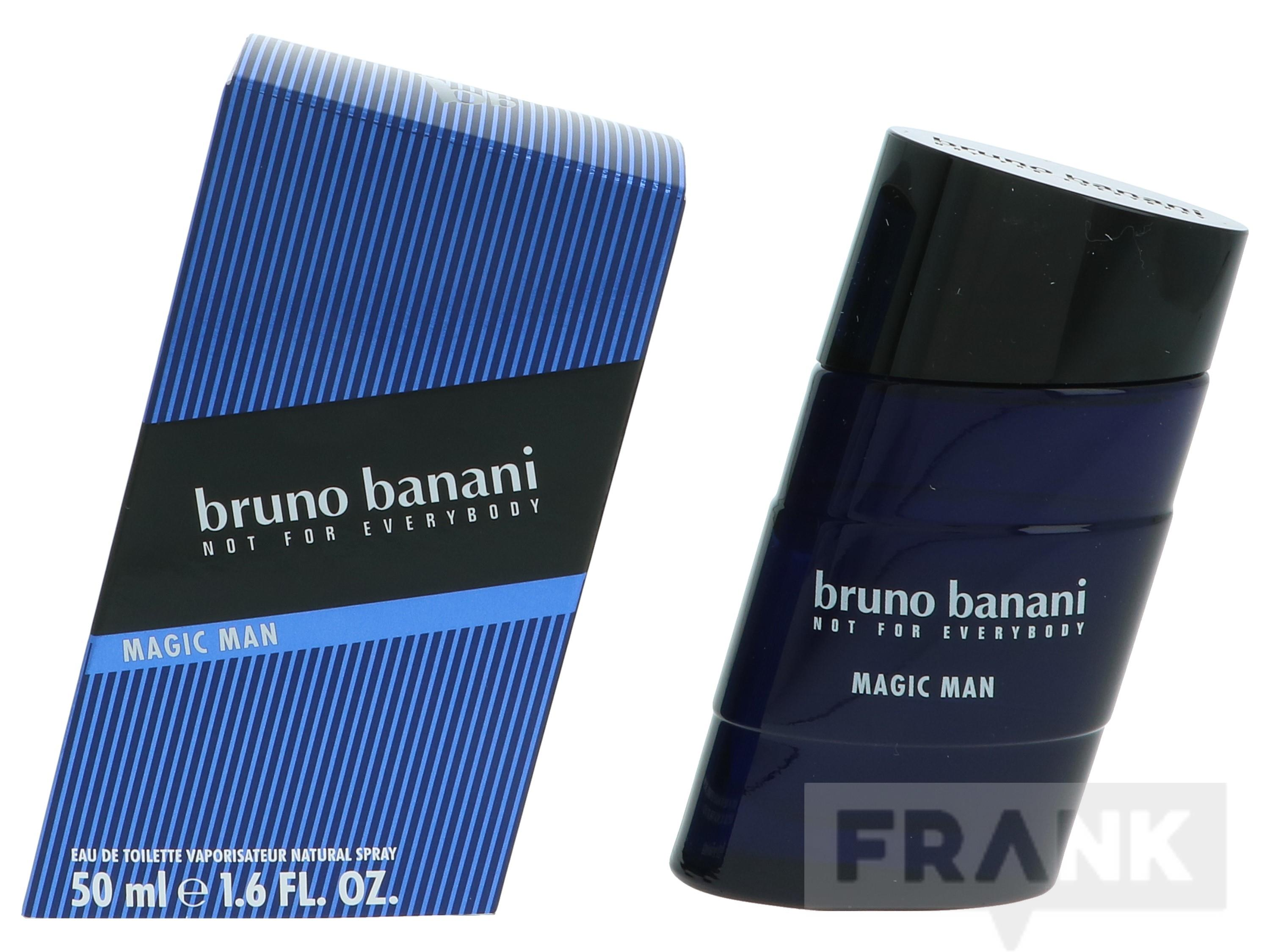 Afbeelding van Bruno Banani Magic Man Spray EDT
