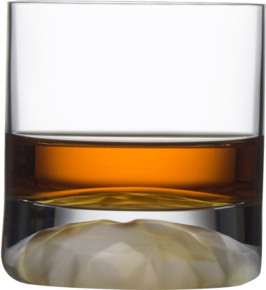 Nude Glass Club Ice whiskeyglas 250ml - set van 4