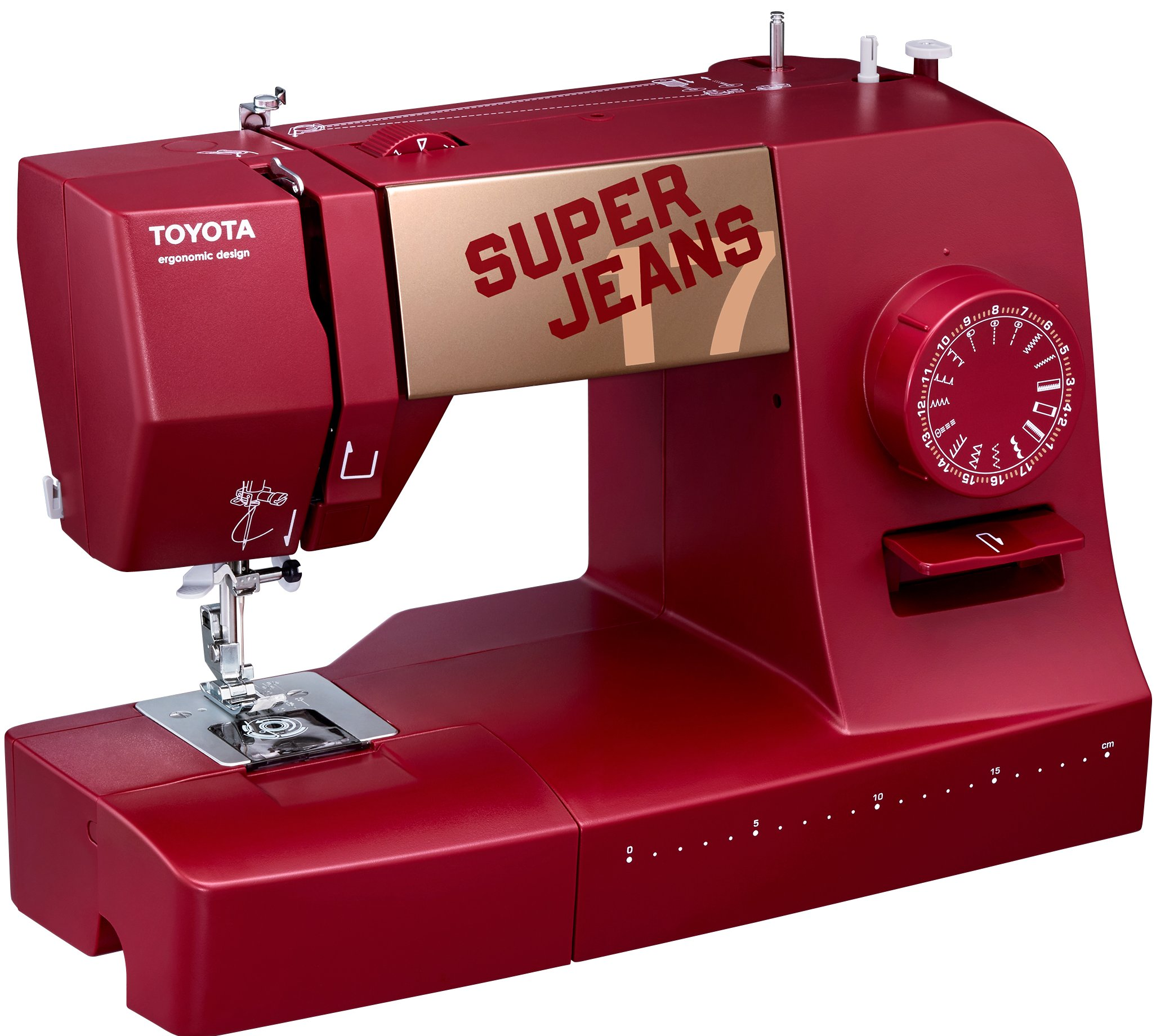 Want to buy Toyota Super Jeans SUPERJ17W sewing machine ...