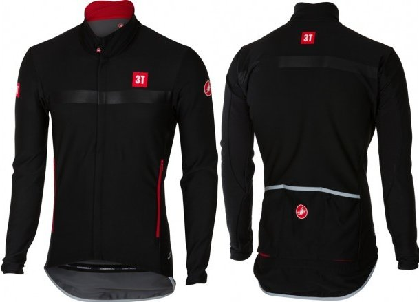 Castelli 3T Team Windstopper fietsjack