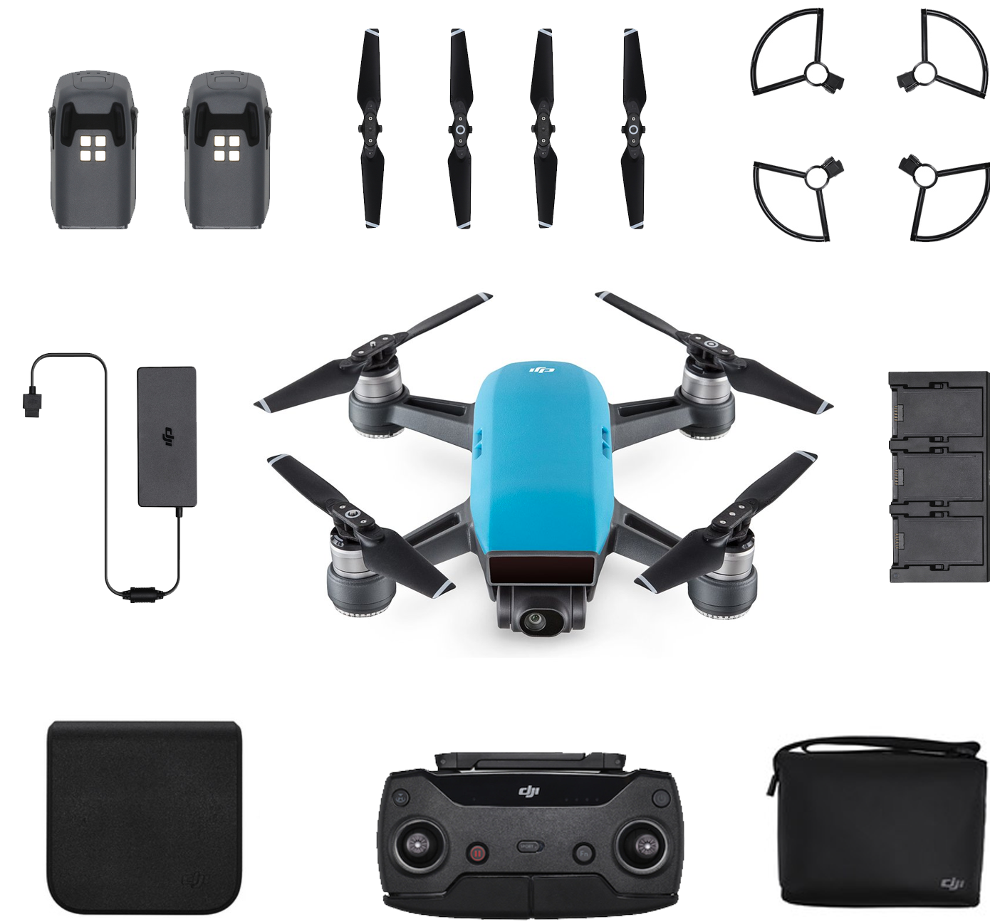 m chten sie dji spark fly more combo kamera drohne kaufen. Black Bedroom Furniture Sets. Home Design Ideas