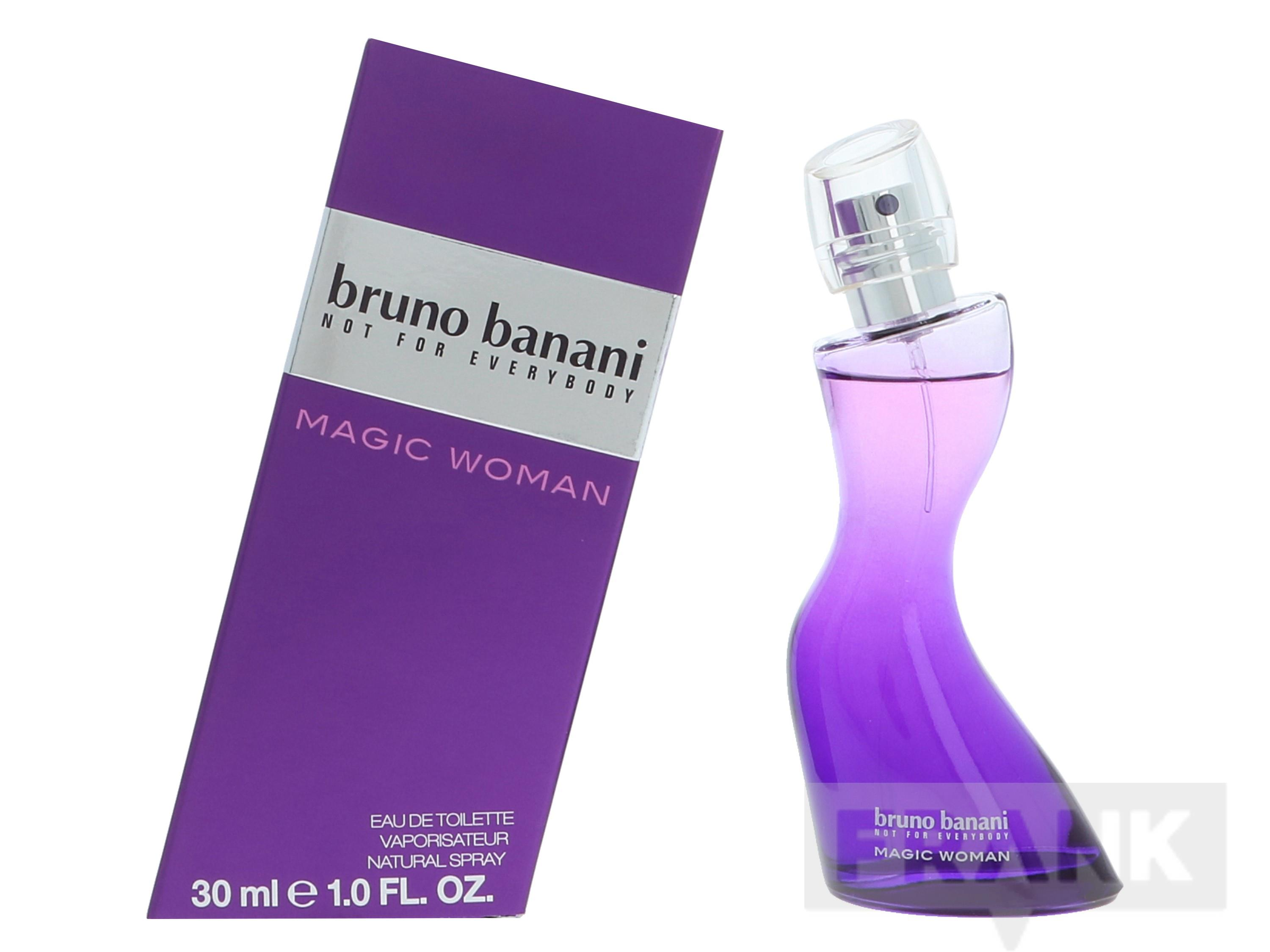 Afbeelding van Bruno Banani Magic Women Edt Spray
