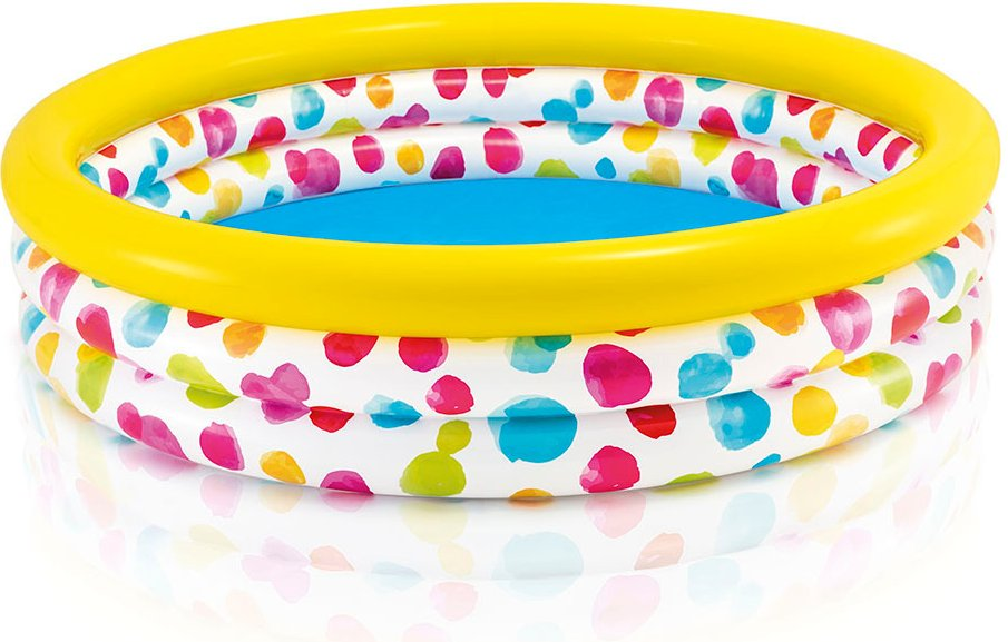 Intex Cool Dots opblaaszwembad