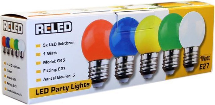 RELED 5 Losse LED lampen