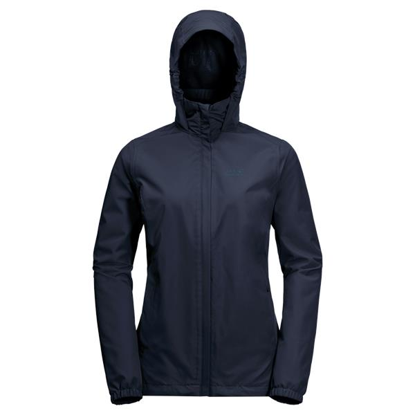check out eaa7c a8612 Jack Wolfskin Stormy Point Jacke Damen