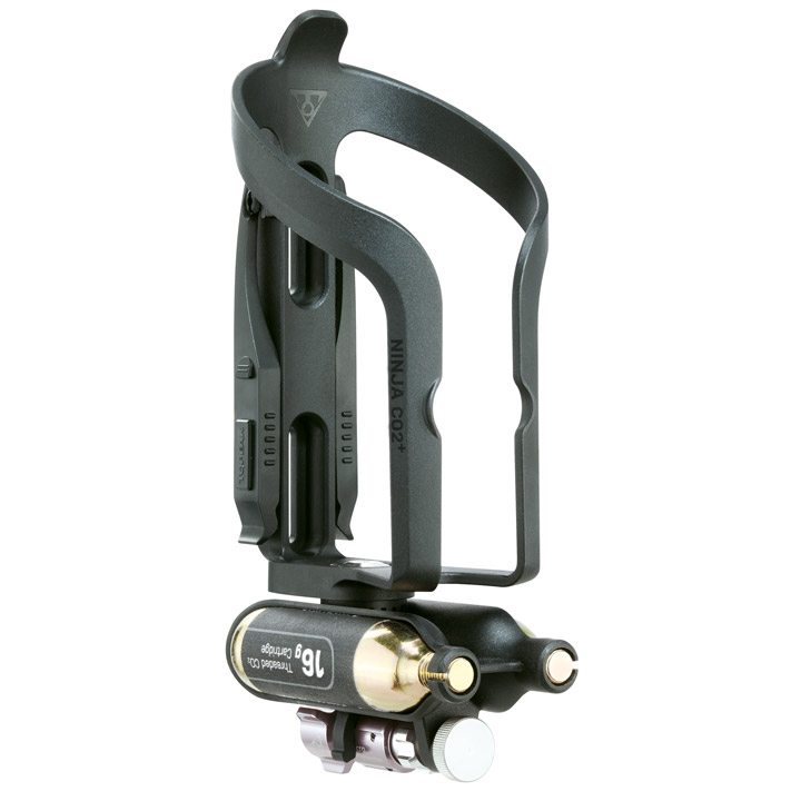Topeak bidonhouder Ninja CO2 Plus