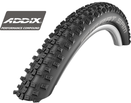 Schwalbe Smart Sam Performance Addix draadband