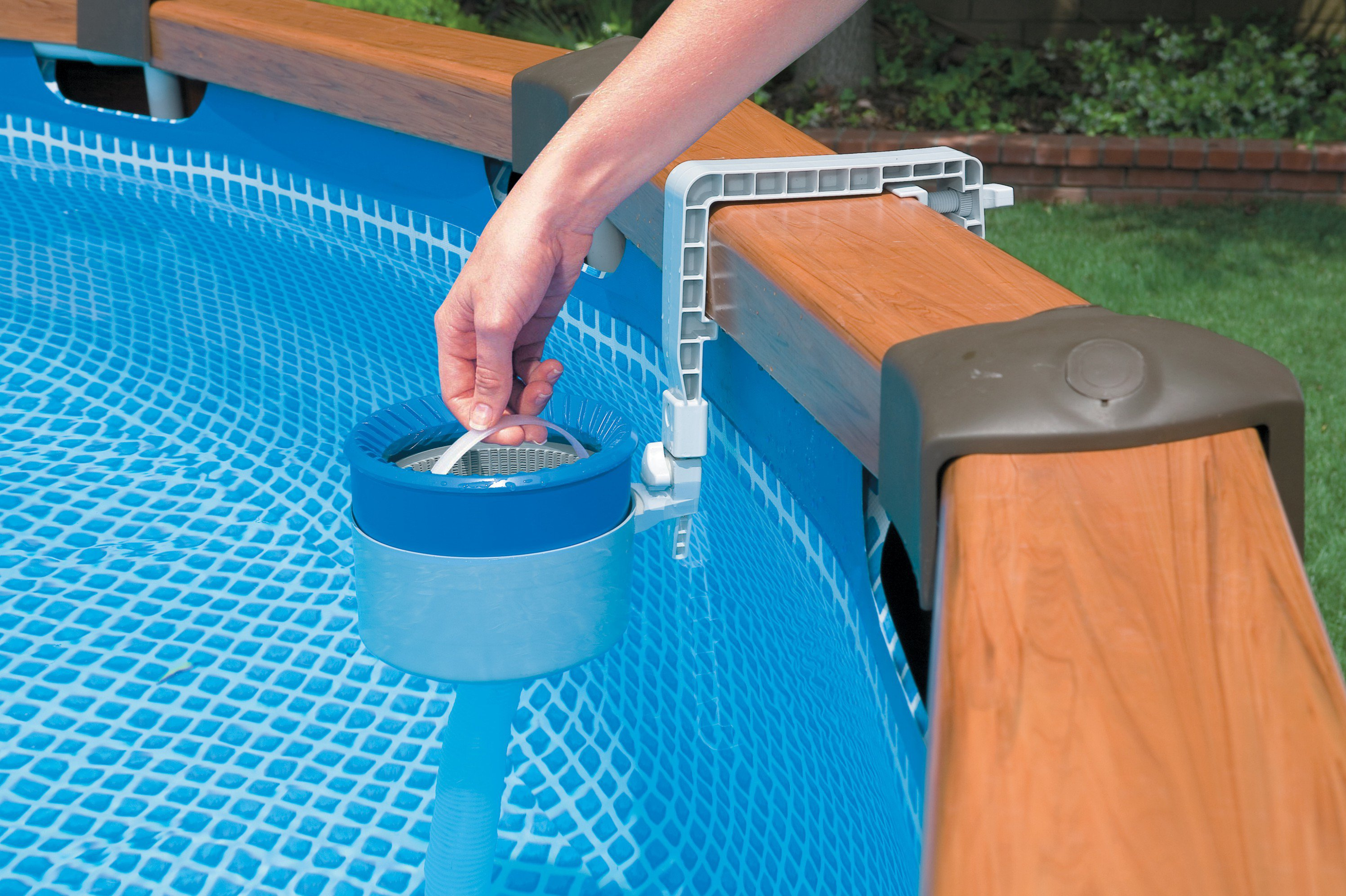 Intex Deluxe Surface skimmer