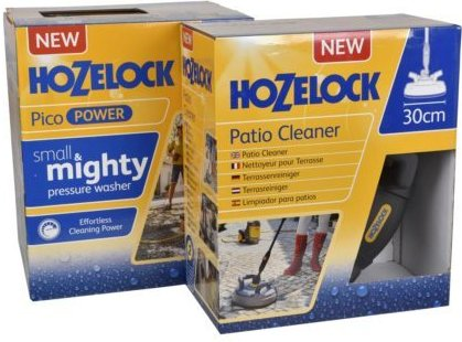 Hozelock Pico Power Home hogedrukreiniger