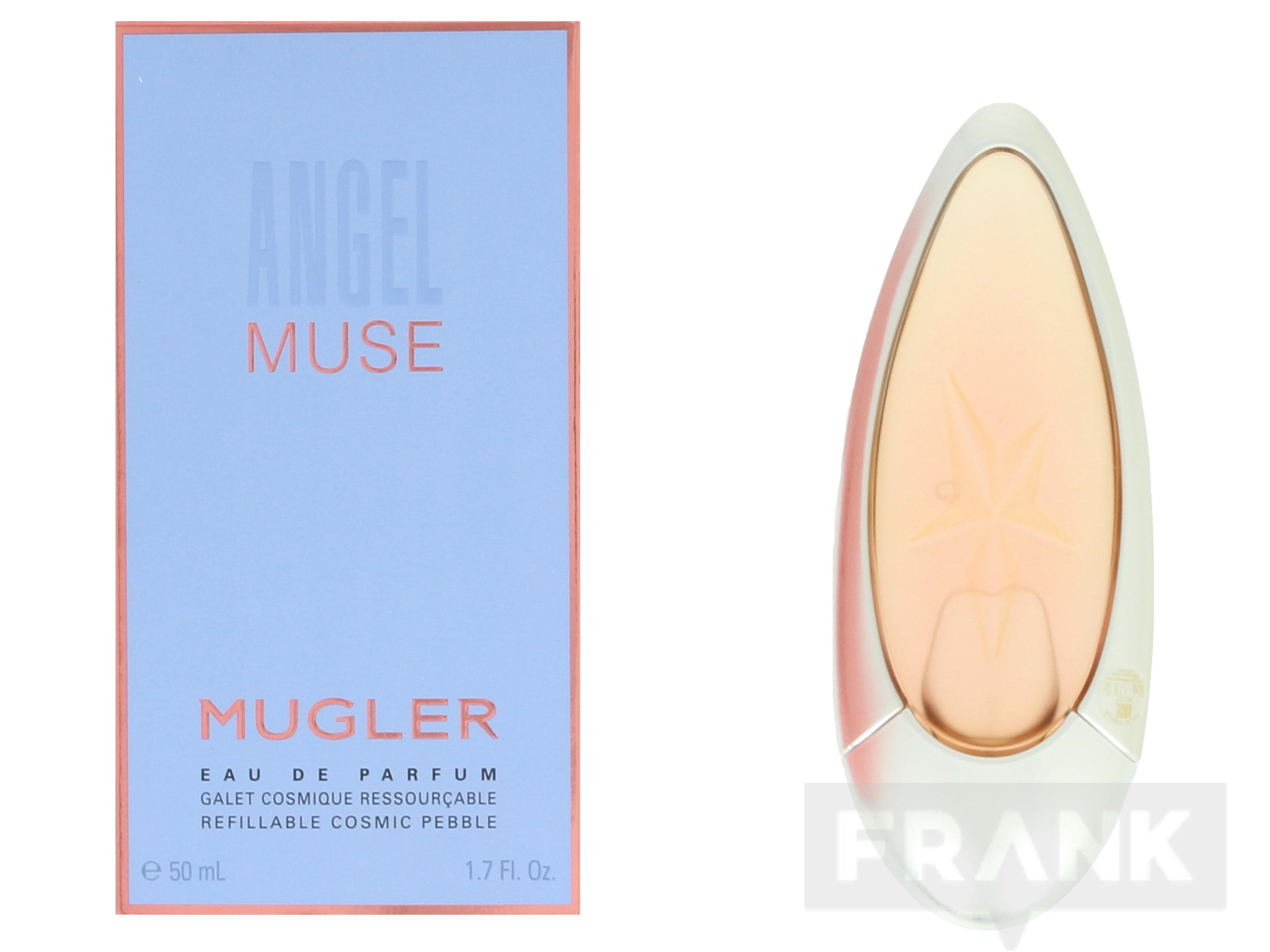 Thierry Mugler Angel Muse Spray Refillable EDP