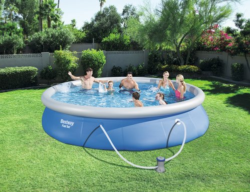 Bestway Marin 457 inflatable swimming pool