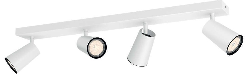 Philips myLiving Paisley 4 spotlamp