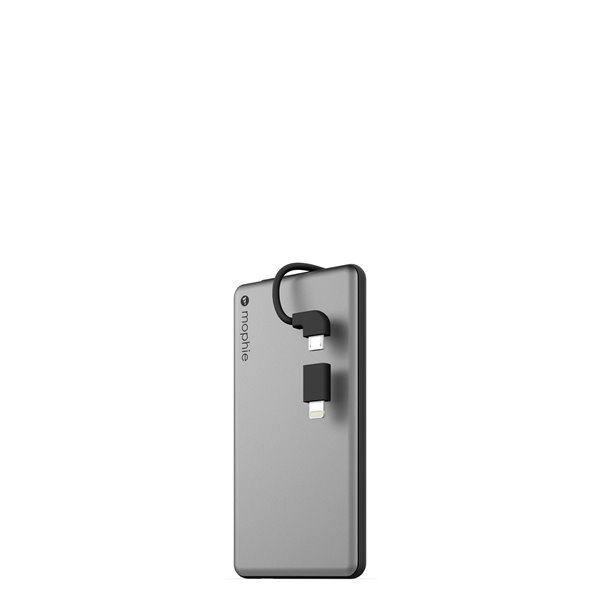 Mophie Powerst Plus Hld For 4.000mAh Sil