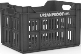 Urban Proof Fietskrat 30L  - RECYCLED