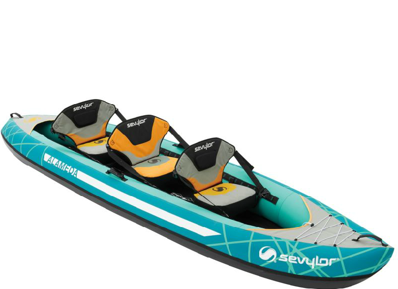 Sevylor Alameda inflatable kayak
