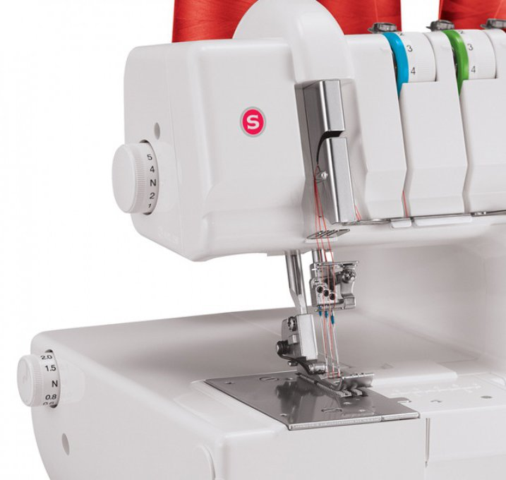 Singer 14T970C Coverstitch lockmachine