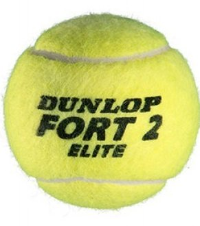 Dunlop Fort Elite tennisballen