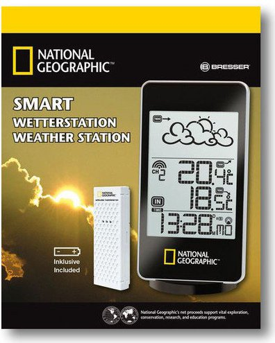 National Geographic Basic weerstation