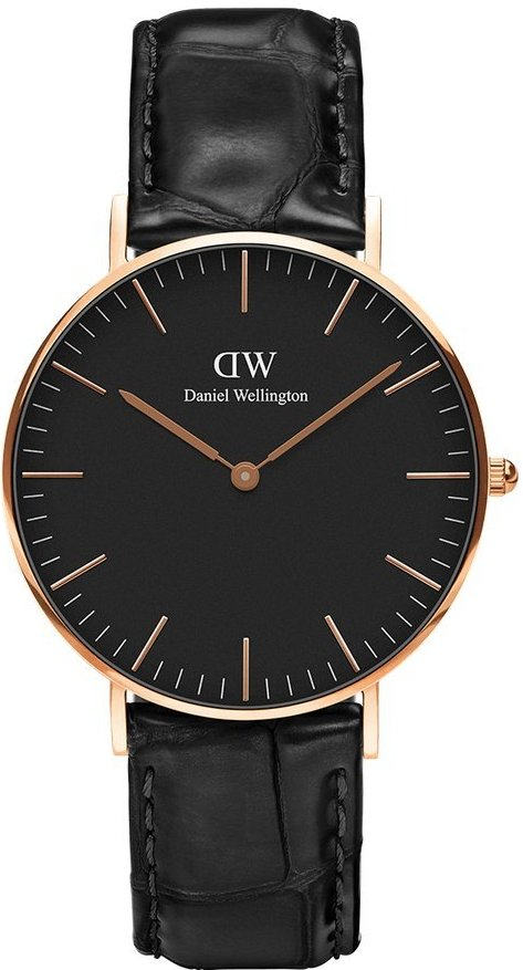 Afbeelding van Daniel Wellington Classic Black Reading 36mm horloge