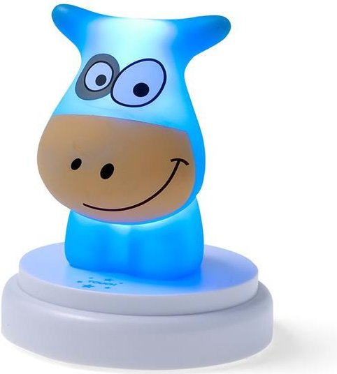Alecto Naughty Cow kinderlamp
