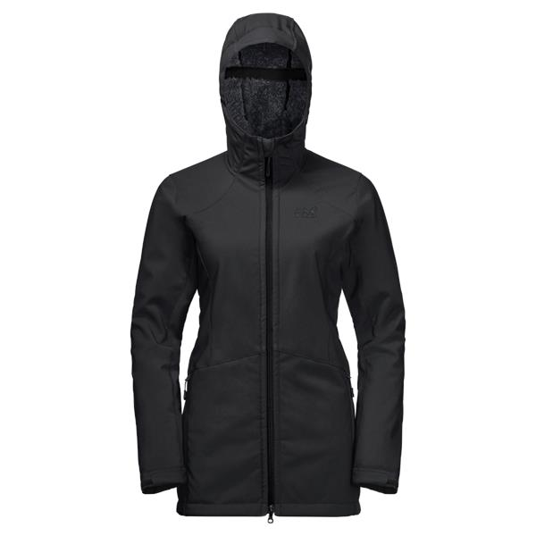 Jack Wolfskin Rock Valley softshell dames