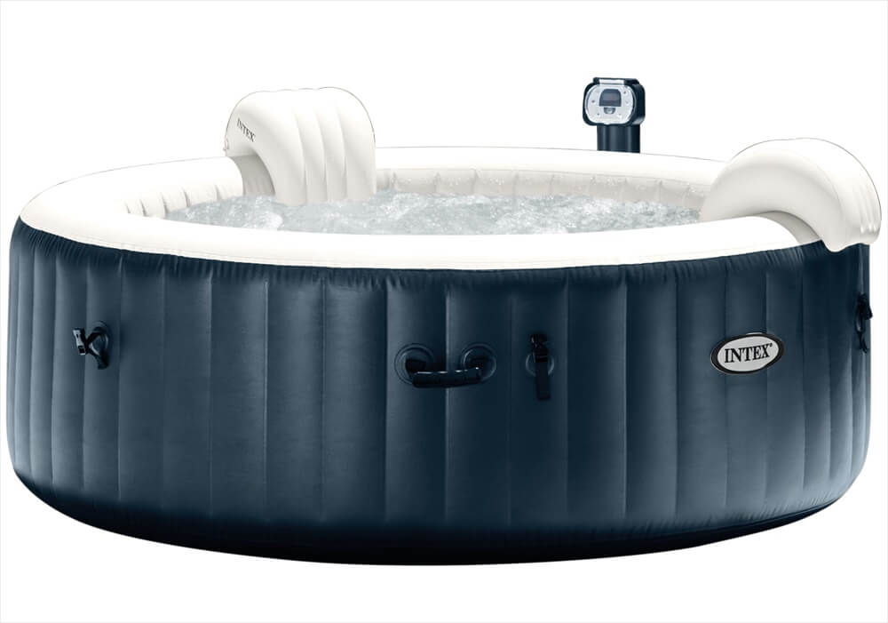 Intex Bubbel Jacuzzi Navy 6 persoons 28410