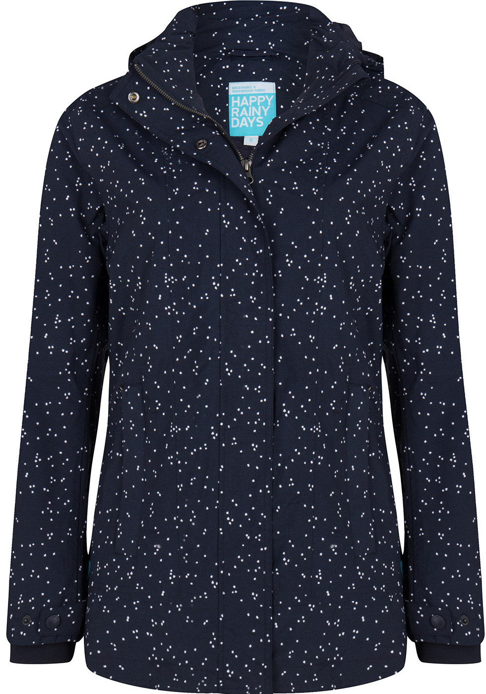 Happy Rainy Days Jacket Milou regenjas