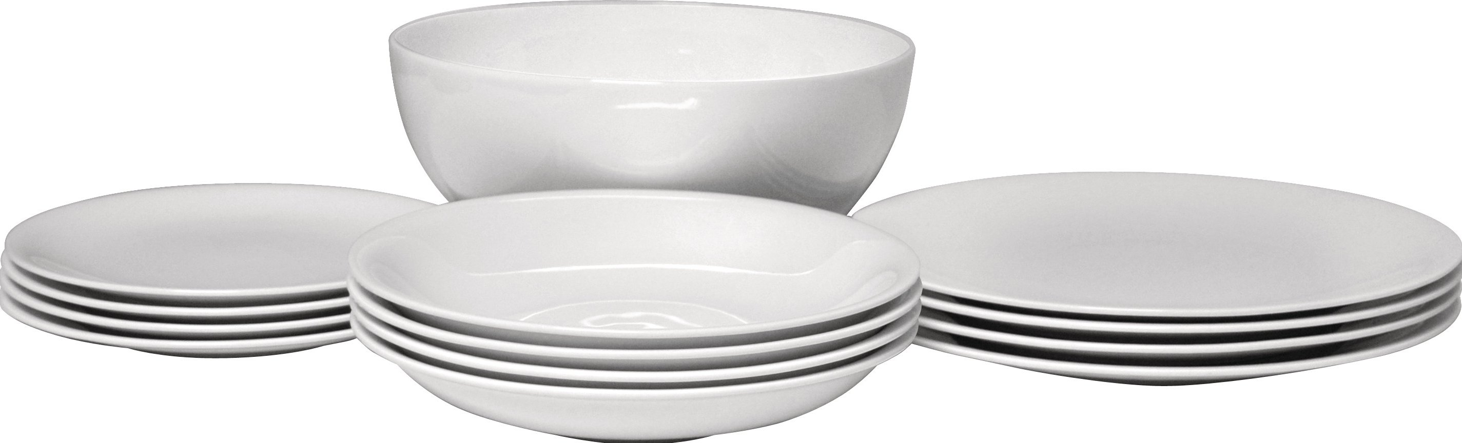 Alessi All-Time 13-piece dinner set