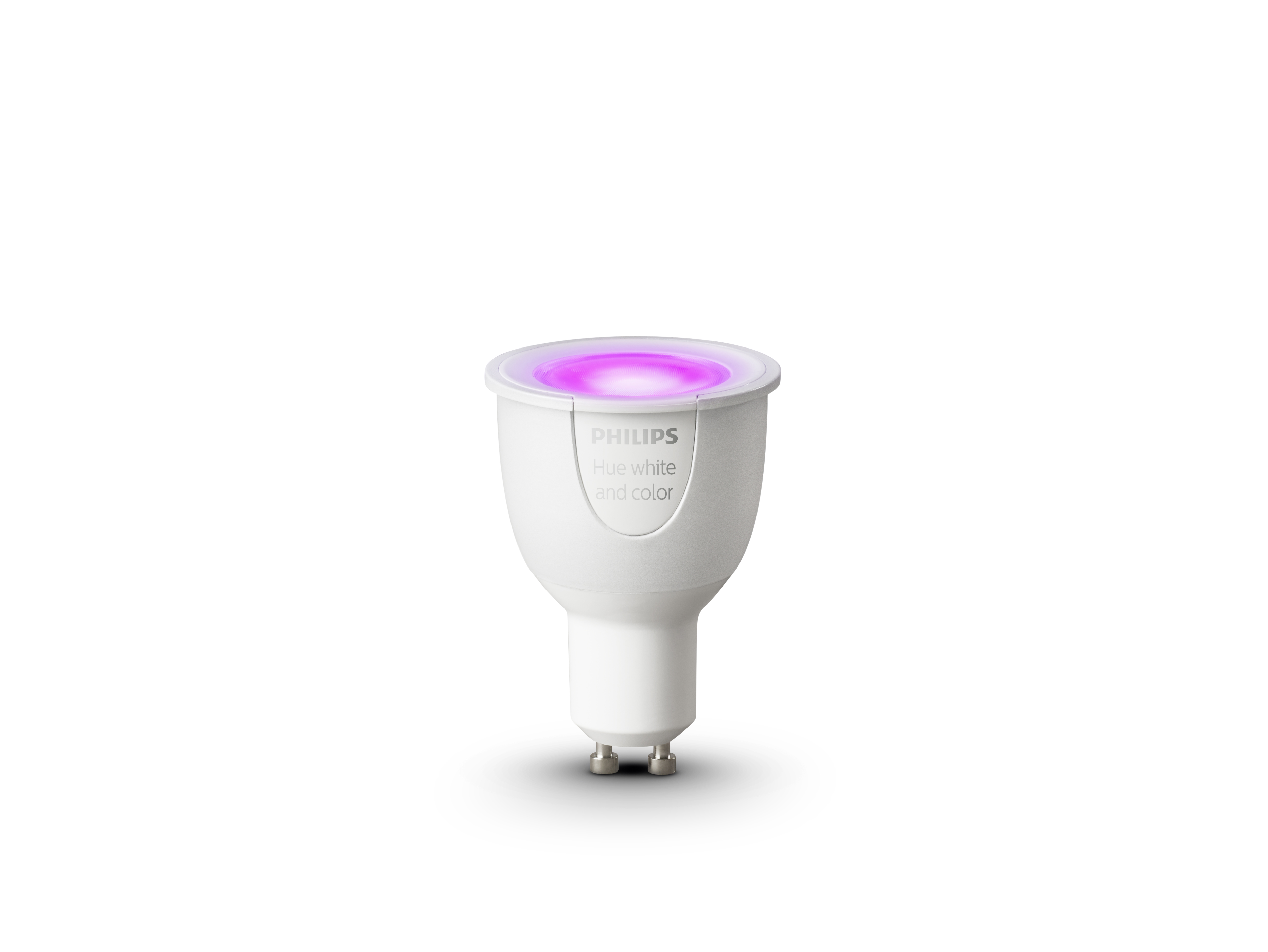 Philips Hue White and color ambiance GU10 losse lamp