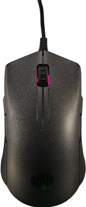 Afbeelding van Cooler Master MasterMouse Pro L Muis