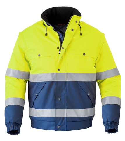 HaVeP 5139 High Visibility werkjas