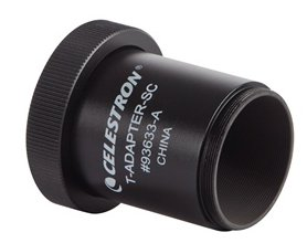 Celestron T-adapter for Schmidt-Cassegrain
