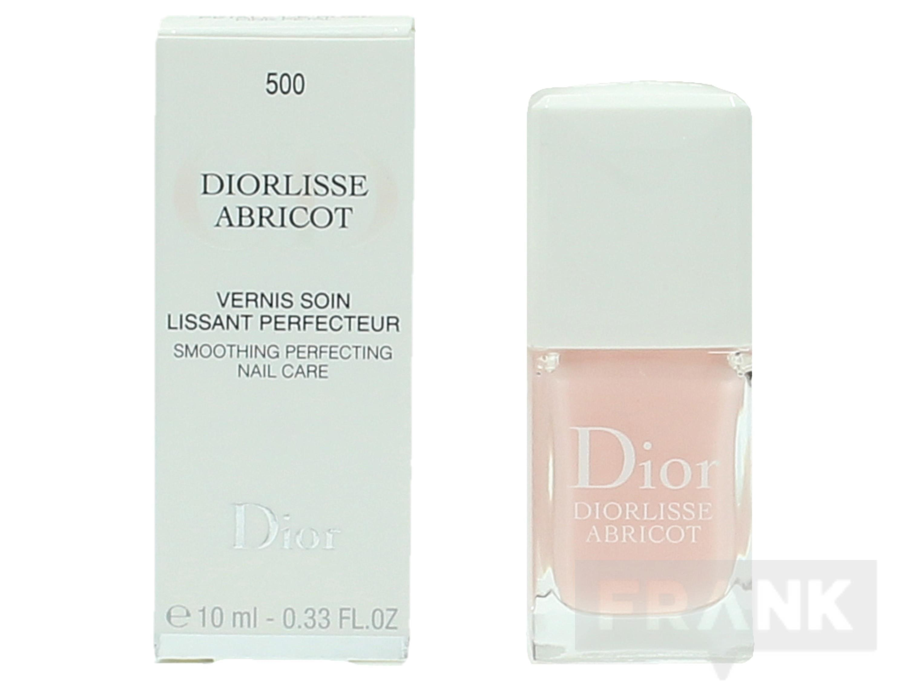 C.Dior Diorlisse Abricot Smoothing Perfecting Nail 10ml