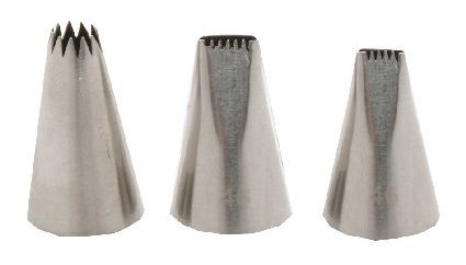 Mason Cash nozzle star - set of 3