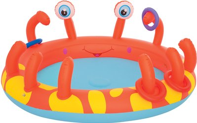 Bestway spray pool crab kids pool