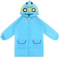 Hooodie children's raincoat